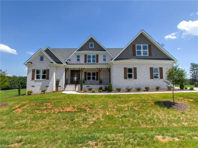 7306 Harkwood Trail, Oak Ridge, NC 27310 (MLS #915762) :: Berkshire Hathaway HomeServices Carolinas Realty