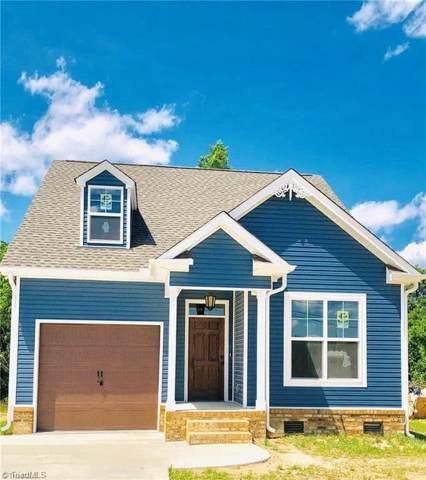 5860 Mendenhall Road Extension, Archdale, NC 27263 (MLS #918934) :: Ward & Ward Properties, LLC