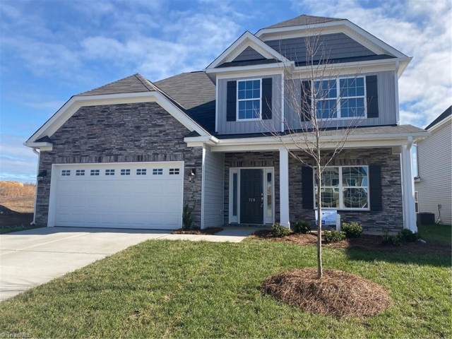 729 Breeders Cup Drive #631, Whitsett, NC 27377 (MLS #936413) :: Ward & Ward Properties, LLC