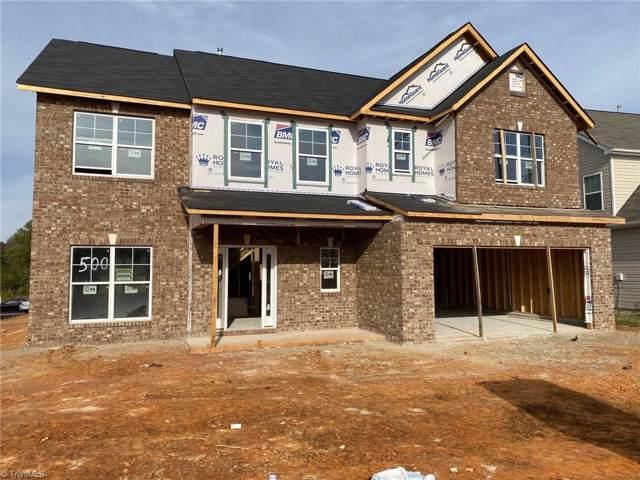 726 Cannonade Drive #500, Whitsett, NC 27377 (MLS #944736) :: Ward & Ward Properties, LLC