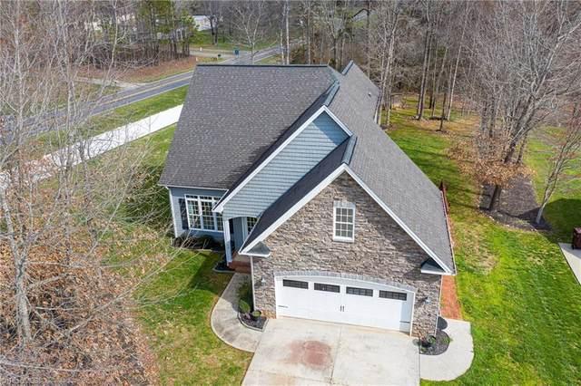 109 Fern Haven Lane, Mocksville, NC 27028 (MLS #953079) :: Berkshire Hathaway HomeServices Carolinas Realty