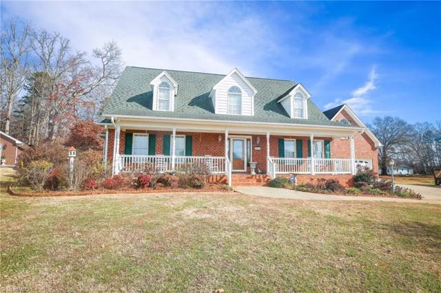 5416 Williams Place Court, Winston Salem, NC 27106 (MLS #959884) :: Ward & Ward Properties, LLC