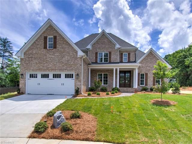 6 William Albert Court, Greensboro, NC 27455 (MLS #963287) :: Ward & Ward Properties, LLC