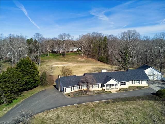 163 Cross Creek Drive, Mount Airy, NC 27030 (MLS #968024) :: Berkshire Hathaway HomeServices Carolinas Realty