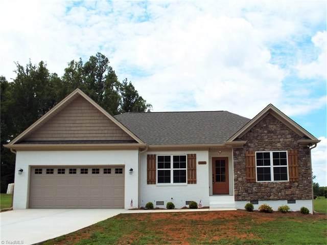 5000 Galewood Drive, Liberty, NC 27298 (MLS #970633) :: Ward & Ward Properties, LLC