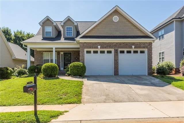 5913 Kenville Green Circle, Kernersville, NC 27284 (MLS #988105) :: Berkshire Hathaway HomeServices Carolinas Realty