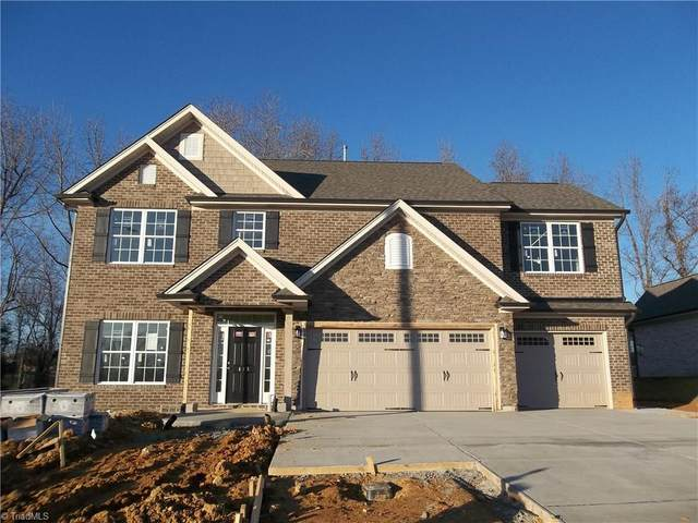 415 Freemont Drive, Thomasville, NC 27360 (MLS #991885) :: Berkshire Hathaway HomeServices Carolinas Realty
