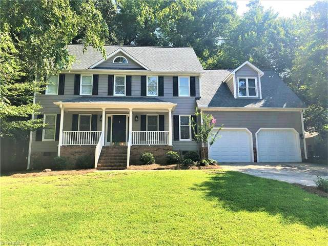 1602 Deercroft Court, Greensboro, NC 27407 (MLS #992252) :: Greta Frye & Associates   KW Realty Elite