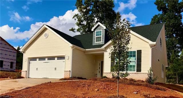 3248 Castlerock Drive Lot 11, Burlington, NC 27215 (#1012050) :: Premier Realty NC
