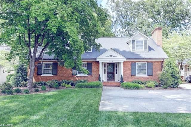 1116 Buckingham Road, Greensboro, NC 27408 (MLS #1022920) :: Berkshire Hathaway HomeServices Carolinas Realty