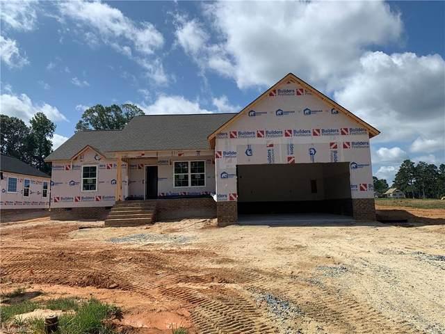 110 Brooke Ridge Drive, Thomasville, NC 27360 (MLS #1027181) :: Ward & Ward Properties, LLC