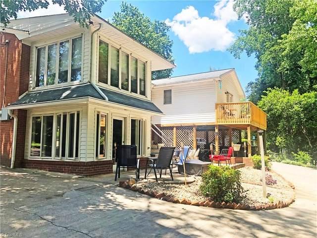 105 Woodhaven Drive, Lexington, NC 27295 (MLS #1027985) :: Berkshire Hathaway HomeServices Carolinas Realty