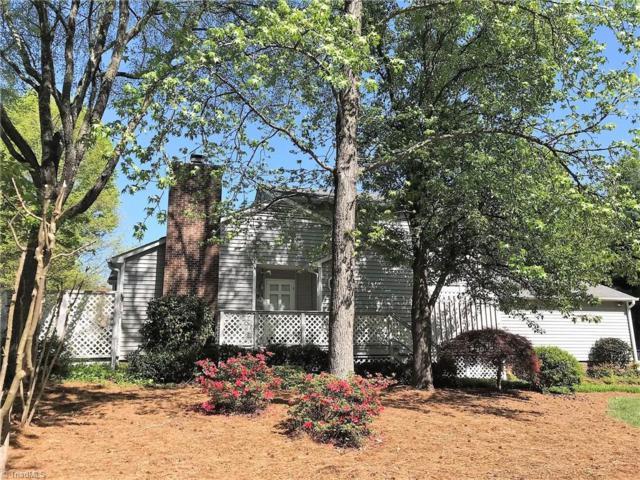 125 Pebble Ridge Lane, Winston Salem, NC 27104 (MLS #843697) :: Lewis & Clark, Realtors®