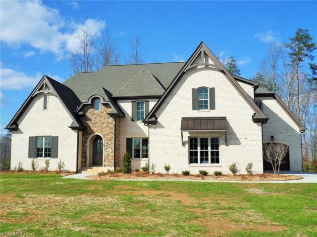 8502 Robert Jessup Drive, Greensboro, NC 27455 (MLS #858825) :: HergGroup Carolinas