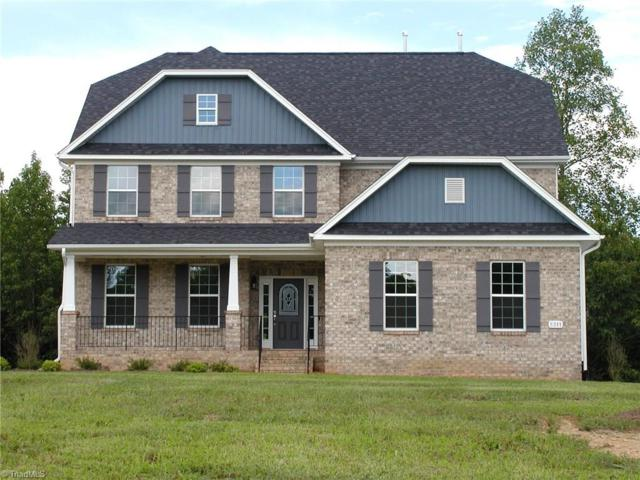 5511 Rambling Road, Greensboro, NC 27409 (MLS #861303) :: Kristi Idol with RE/MAX Preferred Properties