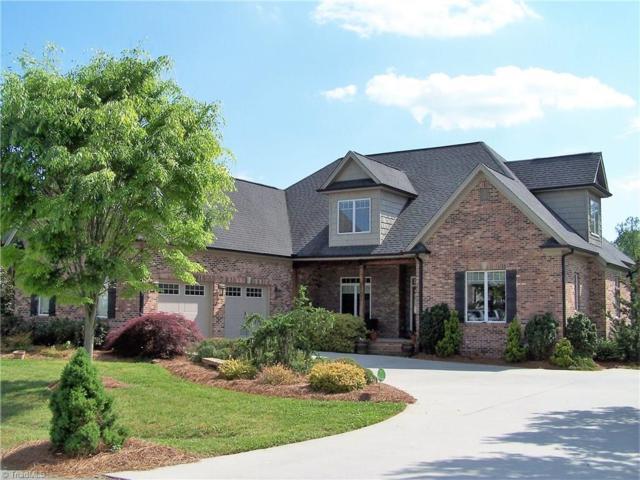 427 Spring Lake Farm Circle, Winston Salem, NC 27101 (MLS #873632) :: HergGroup Carolinas