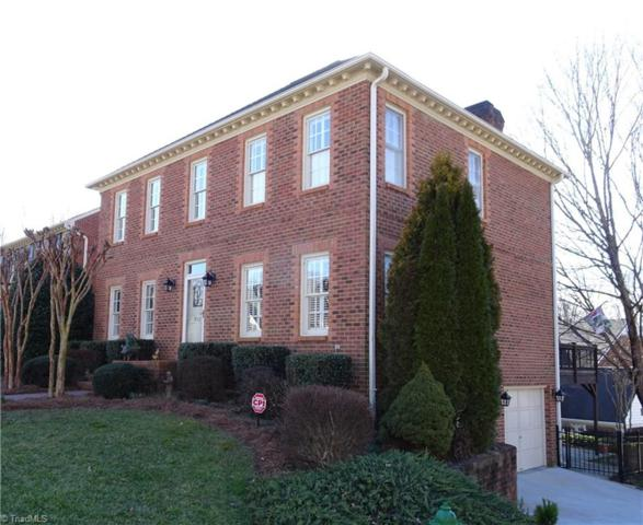 612 Rittenhouse Court, Winston Salem, NC 27104 (MLS #900867) :: NextHome In The Triad