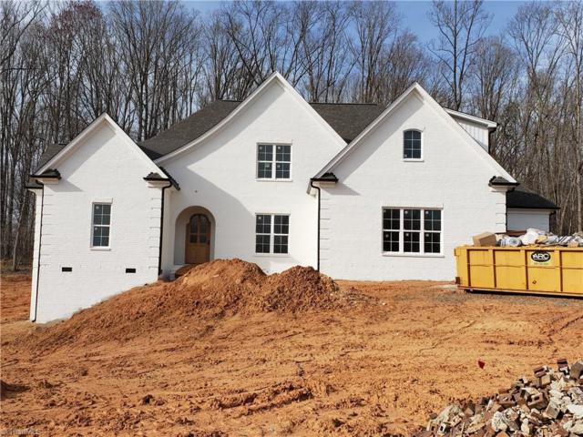 8617 Robert Jessup Drive, Greensboro, NC 27455 (MLS #914559) :: Kristi Idol with RE/MAX Preferred Properties