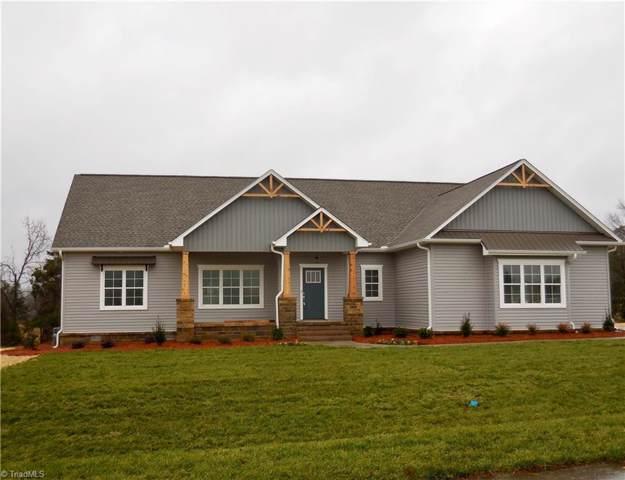 8414 Peony Drive, Stokesdale, NC 27357 (MLS #938699) :: Ward & Ward Properties, LLC