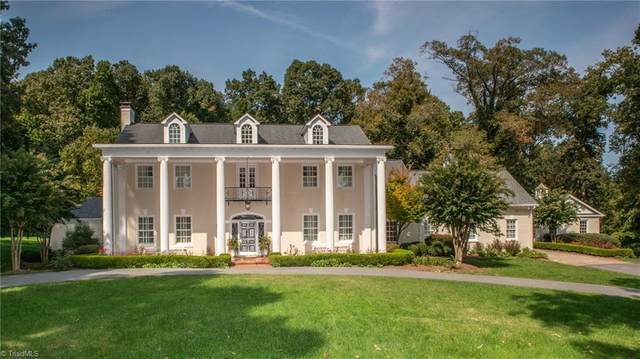 415-419 E Main Street, Jamestown, NC 27282 (MLS #948399) :: Berkshire Hathaway HomeServices Carolinas Realty