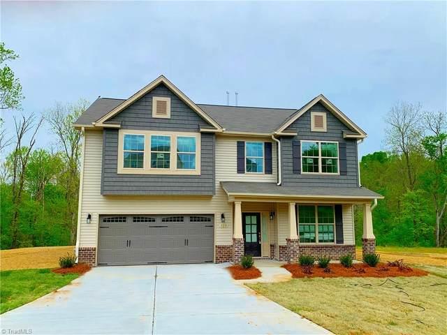 529 Mahogany Drive Lot 34, Thomasville, NC 27360 (MLS #958841) :: Ward & Ward Properties, LLC