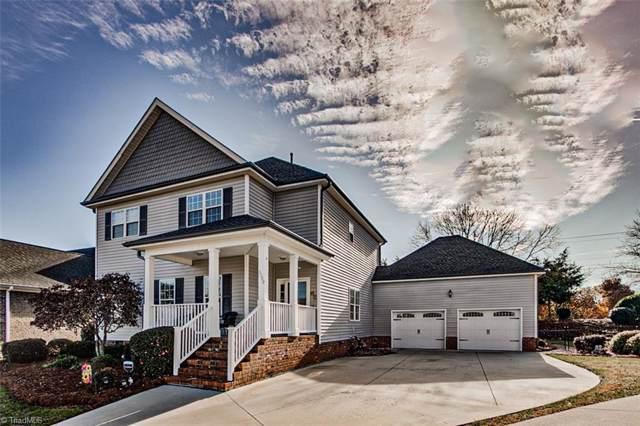 5909 Kenville Green Circle, Kernersville, NC 27284 (MLS #959097) :: RE/MAX Impact Realty