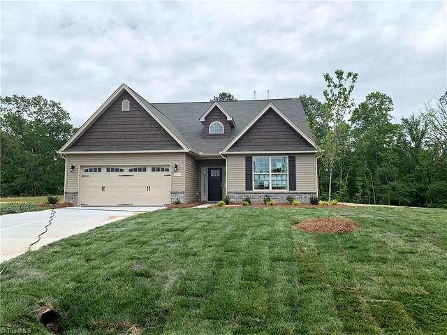 216 S Honey Locust Drive Lot 14, Thomasville, NC 27360 (MLS #966282) :: Ward & Ward Properties, LLC