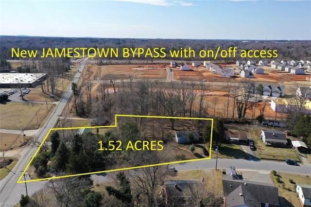 304 Scientific Street, Jamestown, NC 27282 (MLS #975584) :: Berkshire Hathaway HomeServices Carolinas Realty