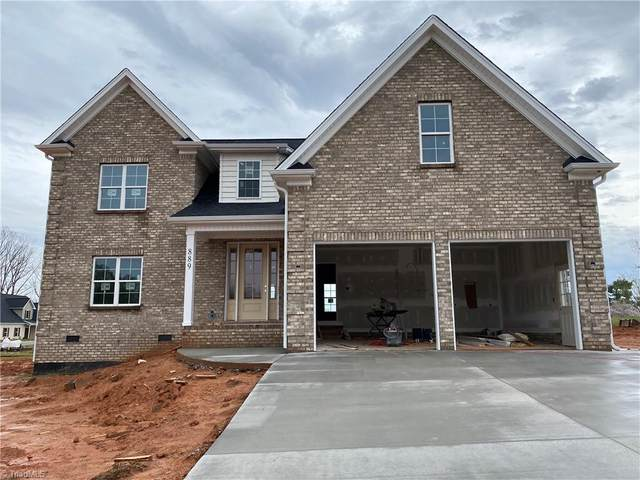 889 Shady Hill Drive, Lewisville, NC 27023 (MLS #998248) :: Lewis & Clark, Realtors®