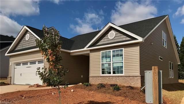 3206 Castlerock Drive Lot 7, Burlington, NC 27215 (#1012041) :: Premier Realty NC
