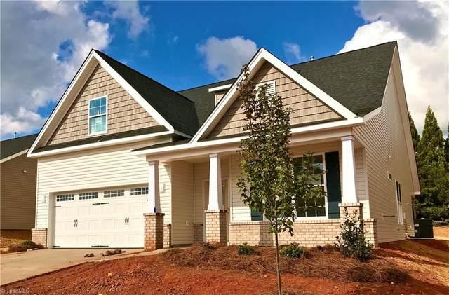 3218 Castlerock Drive Lot 8, Burlington, NC 27215 (#1012044) :: Premier Realty NC