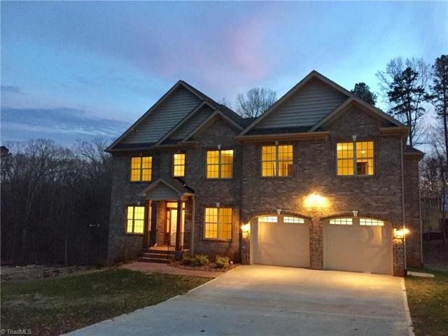 5484 Meadowlark Court, Winston Salem, NC 27106 (MLS #881148) :: Kristi Idol with RE/MAX Preferred Properties