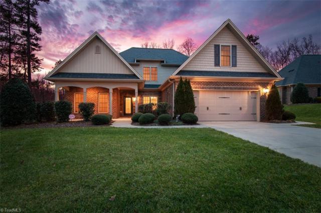 2245 Cambridge Oaks Drive, High Point, NC 27262 (MLS #901549) :: Kristi Idol with RE/MAX Preferred Properties