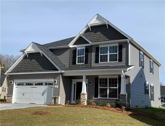 207 Glenlivet Court Lot 29, Kernersville, NC 27284 (MLS #906790) :: Berkshire Hathaway HomeServices Carolinas Realty