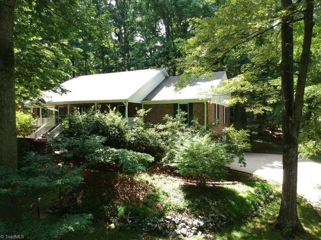 257 Oakmont Terrace, Lexington, NC 27295 (MLS #972943) :: Ward & Ward Properties, LLC
