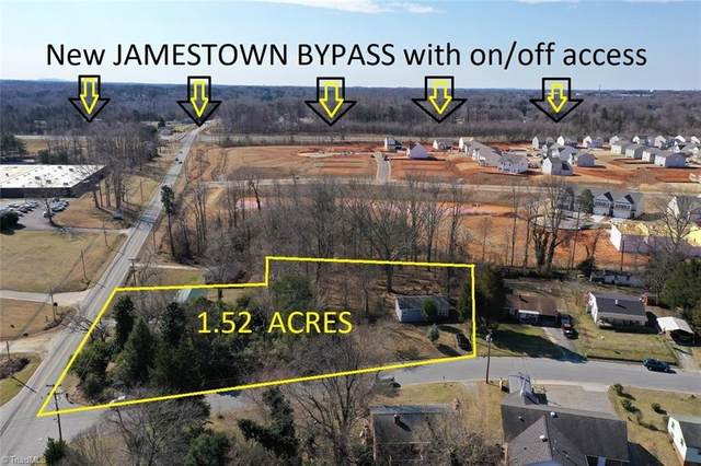 304 Scientific Street, Jamestown, NC 27282 (MLS #975584) :: Lewis & Clark, Realtors®