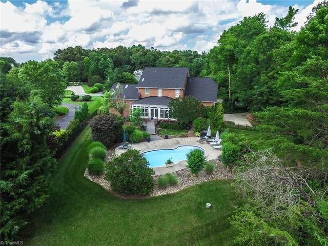 800 Dorado Circle, High Point, NC 27265 (MLS #980554) :: Berkshire Hathaway HomeServices Carolinas Realty