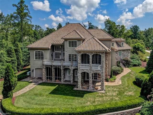 220 Leeward Drive, Stokesdale, NC 27357 (MLS #987626) :: Ward & Ward Properties, LLC