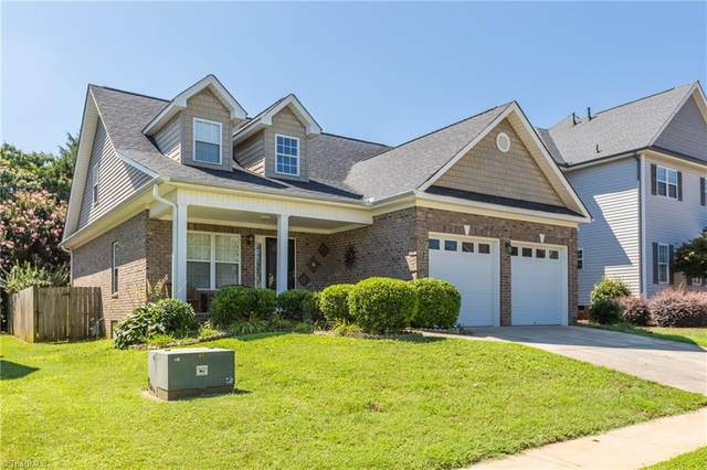 5913 Kenville Green Circle, Kernersville, NC 27284 (MLS #988105) :: Greta Frye & Associates | KW Realty Elite
