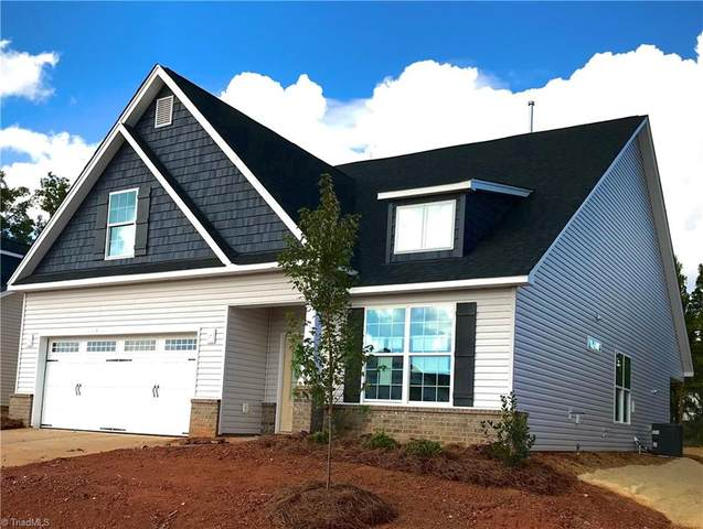 3192 Castlerock Drive Lot 6, Burlington, NC 27215 (#1012033) :: Premier Realty NC