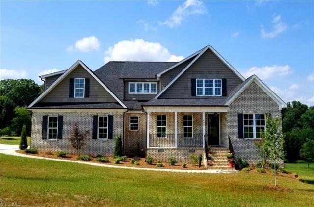 499 Wigeon Point, Greensboro, NC 27455 (MLS #862104) :: Kristi Idol with RE/MAX Preferred Properties