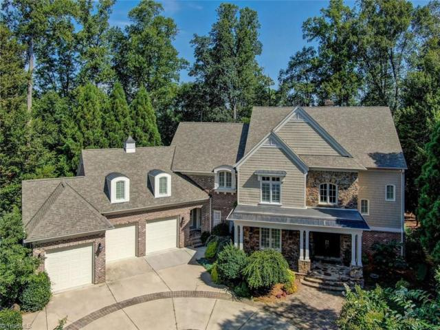10 Lake Bluff Court, Greensboro, NC 27410 (MLS #905506) :: Berkshire Hathaway HomeServices Carolinas Realty