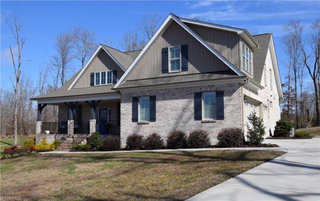 7800 Green Pond Drive, Stokesdale, NC 27357 (MLS #917039) :: HergGroup Carolinas