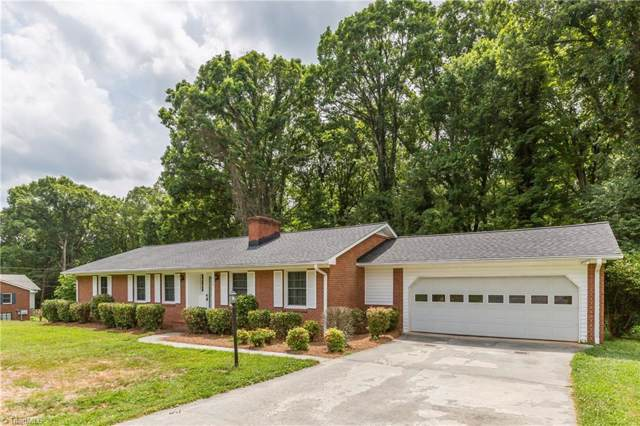 320 Doub Road, Lewisville, NC 27023 (MLS #940499) :: Ward & Ward Properties, LLC