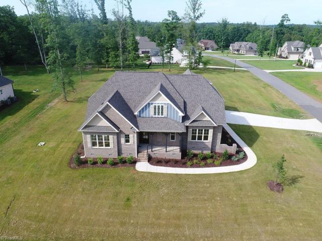 8105 Poplar Bluff Drive, Stokesdale, NC 27357 (MLS #839084) :: Kristi Idol with RE/MAX Preferred Properties