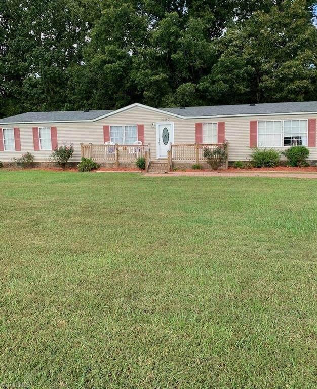 1190 Wolf Island Road, Reidsville, NC 27320 (MLS #000409) :: Team Nicholson