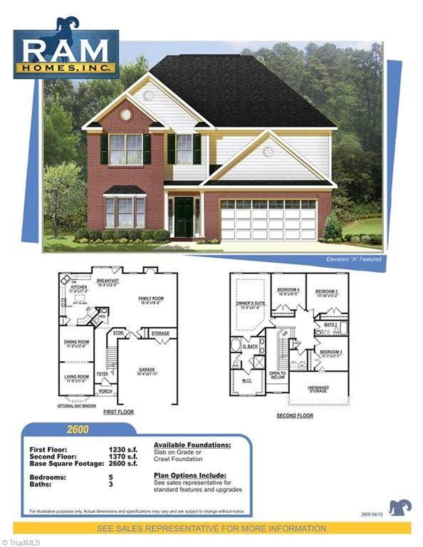 278 Royal Fern Drive, Clemmons, NC 27012 (MLS #000479) :: Greta Frye & Associates | KW Realty Elite