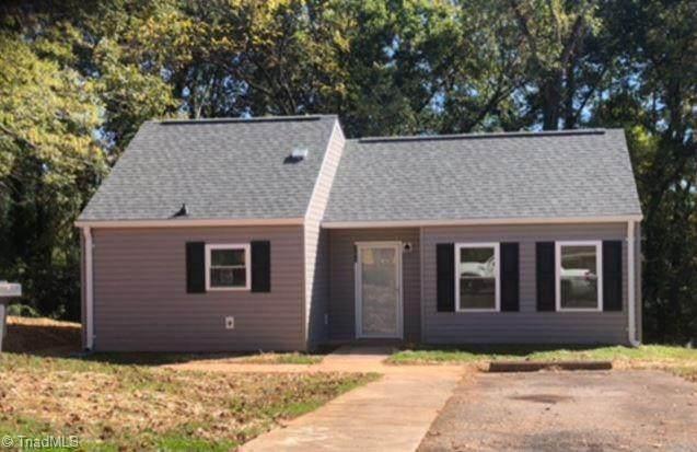 305 K Street, North Wilkesboro, NC 28659 (MLS #001187) :: Lewis & Clark, Realtors®
