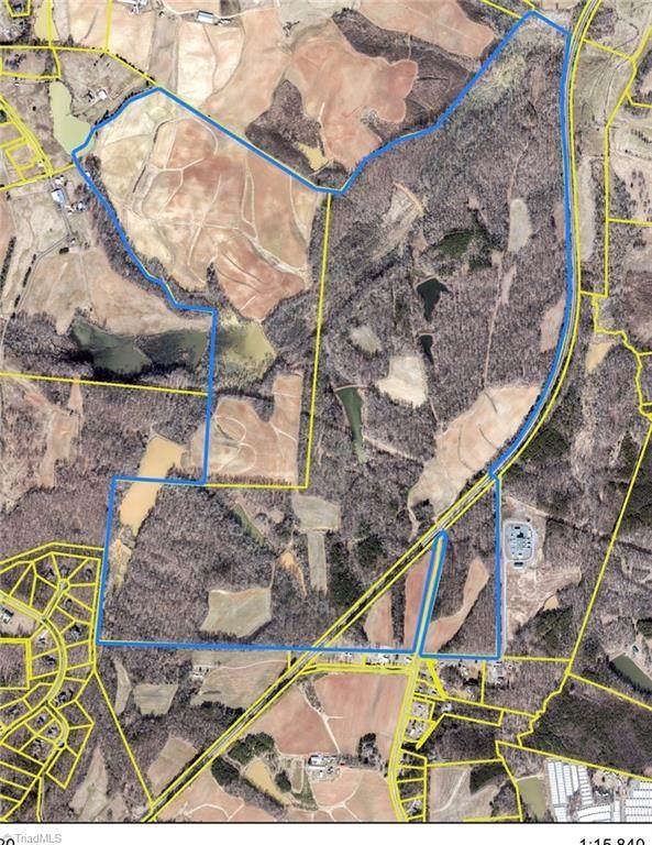 7782 Ferrin Road Et Al, Browns Summit, NC 27214 (MLS #002951) :: Lewis & Clark, Realtors®