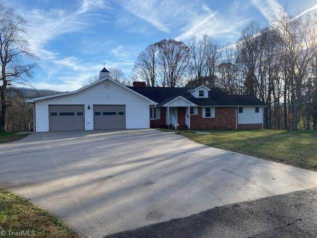 1705 Nc Highway 18 S, Moravian Falls, NC 28654 (MLS #004400) :: Ward & Ward Properties, LLC